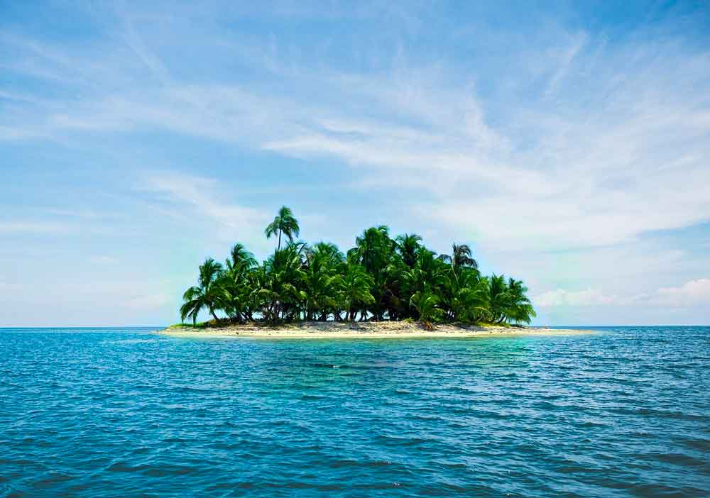 island dream meaning