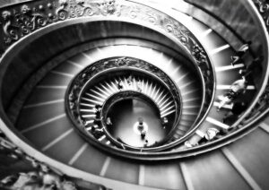 dream about stairs